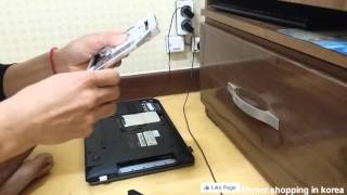 SATA 2nd Hard Drive HDD SSD Caddy Tray For Samsung NP530 NP530U NP530U4B