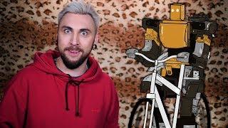 +100500 - Робот На Велосипеде
