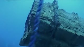 Hunting For Lost Treasure - Journeys to the Bottom of the Sea - BBC