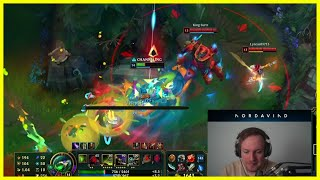 A Very Creative Escape - Best of LoL Streams #1263