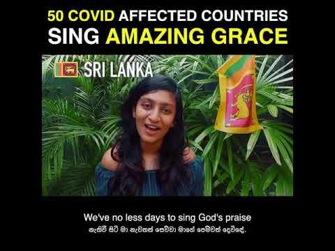 Amazing Grace international