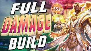 smite olorun full damage build the huge magical crits