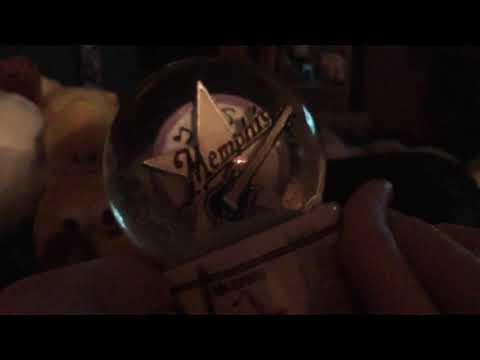 My Memphis Snow Globe From Memphis, TN