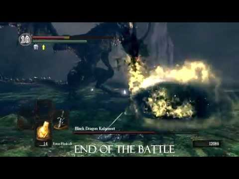 Dark Souls Walkthrough - Everything possible in... Oolacile Township [Artorias of the Abyss] ► 21