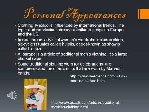 Culture of Mexico powerpoint 2