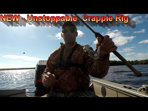 This Crappie Rig And Lure Combo Out Fished Them All (Fall Crappie Fishing)