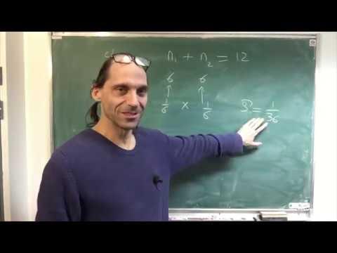 TD De Physique Quantique #1 (L3, 2018-2019)
