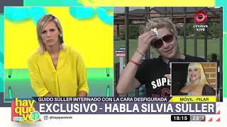 Guido Süller internado con la cara desfigurada thumbnail