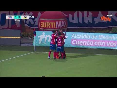 Medellín vs. Alianza Petolera (2-0) Liga Aguila 2018-II   Fecha 15