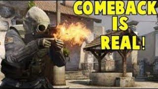 COMEBACK LEGENDARIO!!!Counter Strike Global Offensive#6