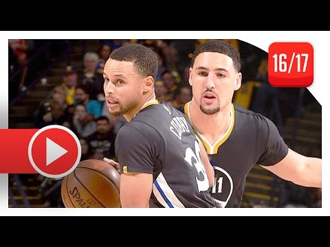 Stephen Curry & Klay Thompson Highlights...