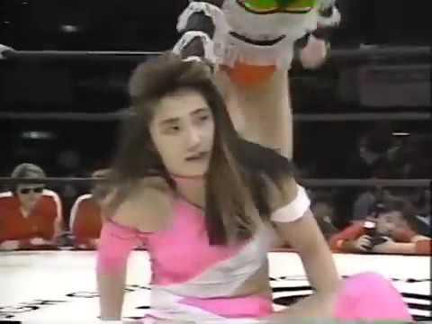 Megumi Kudo & Yukie Nabeno vs. Toshiyo Yamada & Kaoru Ito 08/25/93