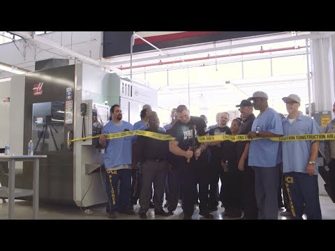 CNC Machining in Prison Inspires a Nation to Rise