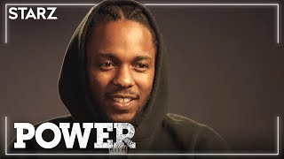 Courtney Kemp Talks With Kendrick Lamar | Power Season 5 | STARZ