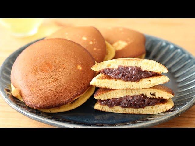 どら焼きの作り方 Dorayaki