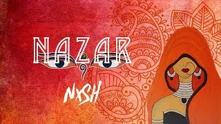 Nish - Nazar | COVER LYRIC VIDEO | STREE | Rajkummar Rao Shraddha Kapoor | Ash King & Sachin-Jigar