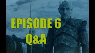 Video Game of Thrones Season 7 Episode 6 Serious Q&A - Beyond the Wall download MP3, 3GP, MP4, WEBM, AVI, FLV Juli 2018