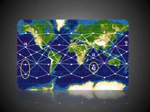 Ley Lines & the Earth's Vertices 2