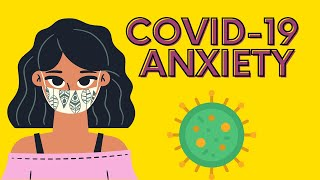 Dealing with CORONAVIRUS (COVID-19) Anxiety| Micheline Maalouf|  #Covid19 #Coronavirus #anxiety