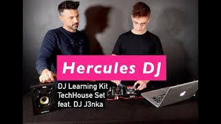 Hercules DJ Learning Kit | House Set | Yes Or No? feat. DJ J3nka