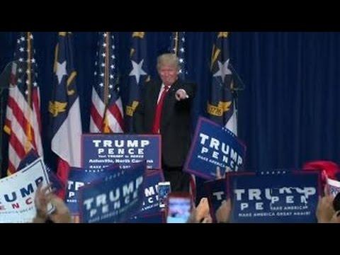 Full Speech: Donald Trump Rally in Asheville, North Carolina (9/12/2016) Trump Live Speech