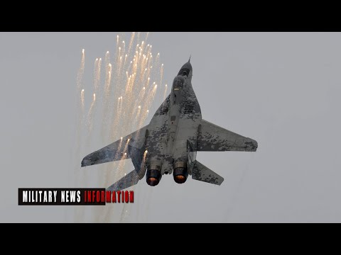Really ? A Russian MiG-29 fighter jet was shot down over Libya