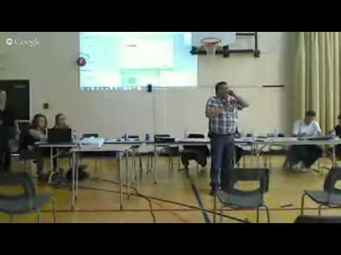 Chemawawin Cree Nation Community Meeting June 3rd, 2015