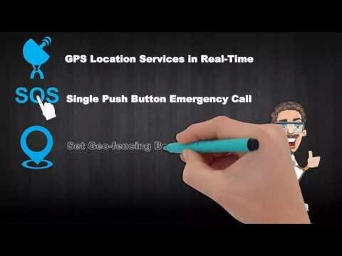 iGPS Watch GPS Watch Phone for Children Kid