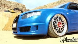 carporn audi a4 b7 dtm widebody bbs wheels