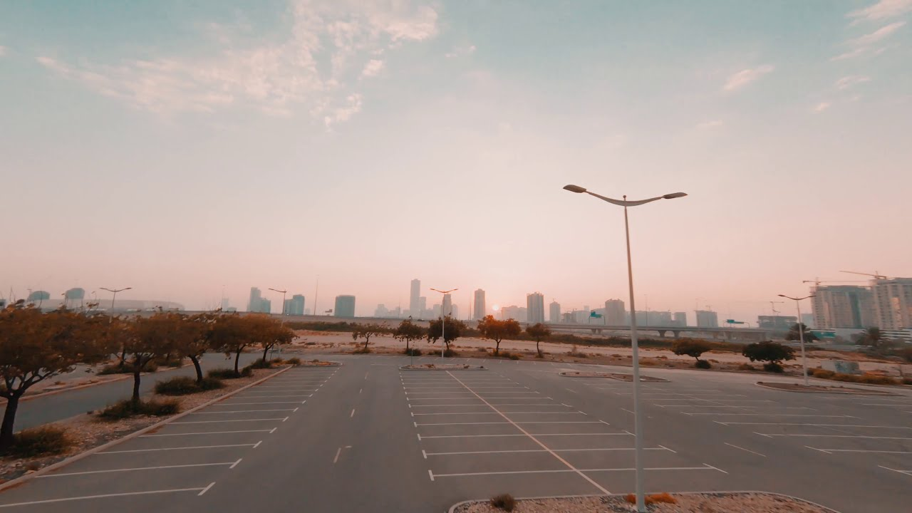 The Parking Lot FPV Freestyle картинки