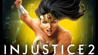 Injustice 2 - Is Wonder Woman The TRUE Villan?