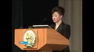 Министерство труда и социальной защиты подвело итоги работы за прошлый год (12 марта 2014 г.)