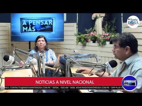 'A PENSAR MÁS CON ROSA MARÍA PALACIOS' 24-01-2019