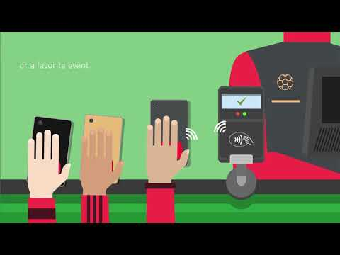 Wearable payments technology
