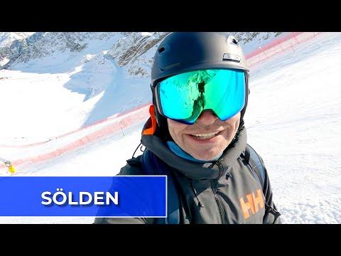 Soelden - narty na dwóch lodowcach (Vlog #084)