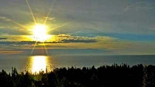 Swedish Lapland, SWEDEN. Laponia Sueca SUECIA Midnight Sun / travel tourism turismo tour visit viaje Videos De Viajes