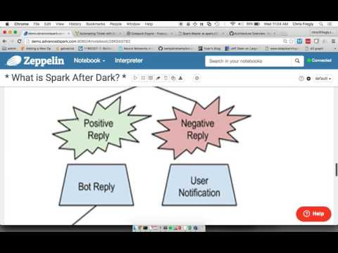 Apache Big Data Vancouver May 11 2016 - Spark After Dark 2.0 - Streaming Recommendations with Spark