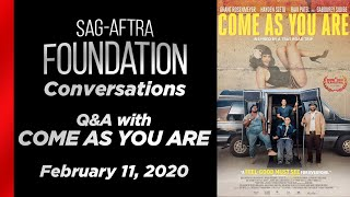 Conversations with COME AS YOU ARE