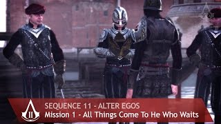 assassin s creed the ezio collection ac2 sequence 11 all things come to he who waits