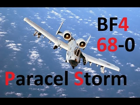BF4 Perfect Attack Jet Round (68-0 @ 800 Tickets) by SWEA-Northland | Paracel Storm: A-10 | Conquest