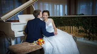 Видеосъёмка свадьбы в Йошкар-Оле. +79379397308 Свадебный клип - Алёна и Михаил. Йошкар-Ола 2015 год