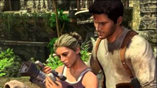 Uncharted Drake's Fortune All Cutscenes Movie HD