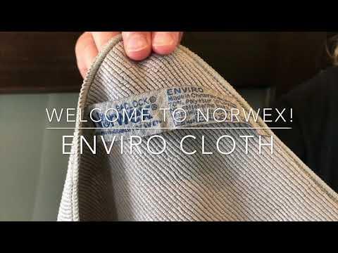 Norwex Enviro & Window Cloth