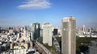 Panasonic LUMIX DMC-LX100 4K動画 世界貿易センタービル展望台 Tokyo World Trade Center Building