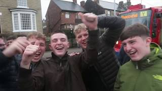 FIGHT OUTSIDE HILLSBOROUGH - Dad THROWN DOWN By Police - Sheff Wed vs Bolton (Football Fans)