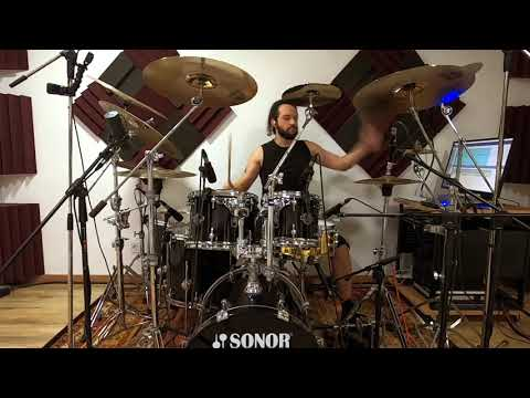 MOONSPELL - The Greater Good (Drum Playthrough) | Napalm Records