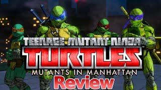 Teenage Mutant Ninja Turtles: Mutants in Manhattan Review (Video Game Video Review)