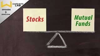 Mutual Funds Vs Stocks | Learn With Law | Episode 9