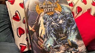 DC Primal Age Batcave Unboxing !!!