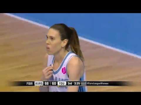 Anna Cruz 9 points Highlights vs Yakin Dogu Universitesi